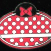 3155 - What's My Name Badge Mystery Set- Cast Exclusive - Minnie