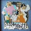 34756 - Disney Parks Film Anniversary Collection - Lady and the Tramp - ''Bella Notte'' Jumbo