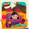 34906 - Vanellope Pin – Wreck It Ralph – Trading Cards: Racing – Limited Edition