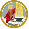 34908 - DLR/WDW - Enchanted Emblems - The Sword in the Stone