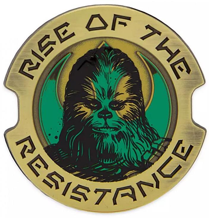 Walt Disney World WDW Star Wars Galaxy's Edge Rise Of The Resistance Limited Pin