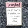 35592 - Tiny Kingdom Disneyland Park Edition Series 2 - Fastpass