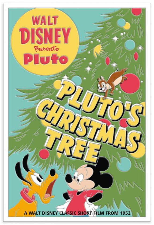 Disney Pluto Donald Duck 90 Magical Years Mystery Pin Limited Edition LE 1000