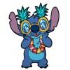 36207 - FiGPiN Classic - Lilo & Stitch - Hawaiian Stitch #424