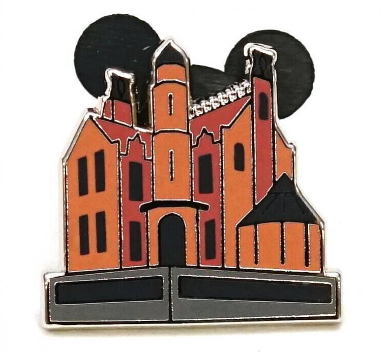 Walt Disney World Tiny Kingdom Series 3 Cinderella And Castle Pin New LR Pin