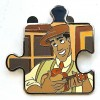 36282 - Character Connection Mystery Collection - Princess and the Frog Puzzle - Naveen as a Human CHASER