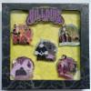 36431 - WDW - Happy Halloween - Villains Lairs - Set