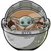 37267 - FiGPiN - Star Wars Mandalorian - The Child - #578