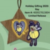 37921 - Holiday Gifting 2020 pin series - Ray - Princess and the Frog