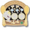 38343 - WDW - Celebrating 20 Years Pin Event - Our Favorite Memories Artist Mystery Collection - Chip ONLY