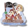 38348 - WDW - Celebrating 20 Years Pin Event - Our Favorite Memories Artist Mystery Collection - Chip and Dale as Pirates ONLY