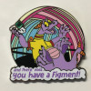 38353 - WDW - Celebrating 20 Years Pin Event - Artist Series Set - You Have a Figment  ONLY