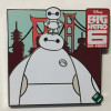 38354 - 2020 WDW - Celebrating 20 Years Pin Event - Artist Series Pin Set -  Big Hero Six Baymax by Jes Willis Pin Only