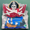 36837 - WDW - Celebrating 20 Years Pin Event - Disneyland Storytellers Set - Pirates of the Caribbean