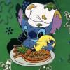 38410 - DLR/WDW - Gingerbread Goodies - Stitch