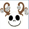 38433 - DSSH - Characters with Antlers - Jack Skellington