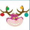 38432 - DSSH - Characters with Antlers - Cheshire Cat