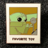 38366 - Loungefly - Star Wars: The Mandalorian - The Child Photographs Blind Box - Favorite Toy