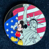 13135 - Disney Auctions - Elisabete Gomes - Lady Liberty and Mickey