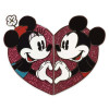 39257 - DS - Valentine's Day 2021 - Mickey and Minnie Mouse Set