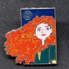 39335 - DLR/WDW - Princess Icons Mystery Collection - Merida