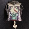 39407 - DLR - Cuckoo for Disney Pins - Haunted Mansion