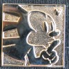 3574 - DLR 2014 Hidden Mickey Series - Oswald - Shh Chaser
