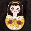 3578 - Nesting Dolls Mini Pin Pack - Belle ONLY
