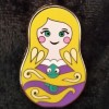 3579 - Nesting Dolls Mini Pin Pack - Rapunzel ONLY