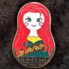 3580 - Nesting Dolls Mini Pin Pack - Merida ONLY