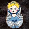3581 - Nesting Dolls Mini Pin Pack - Cinderella ONLY