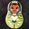 3583 - Nesting Dolls Mini Pin Pack - Tiana ONLY