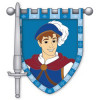 39676 - DSSH - Heroes Sword & Banners Series - The Prince