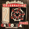 39693 - DLR - Disney California Adventure Celebrating 20 Years Passholder Exclusive