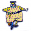 39216 - DLR/WDW - Nightmare Before Christmas Mystery Collection - Clown With the Tear-Away Face