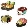 39906 - DS - Mickey and Friends Sushi Flair Set