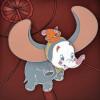 39950 - Loungefly - Dumbo Circus Jumbo