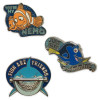 40004 - DS - Finding Nemo Flair Set