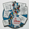 38349 -  WDW - Celebrating 20 Years Pin Event - Our Favorite Memories Artist Mystery Collection - Mickey Mouse Animation