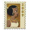 40130 - DEC - Postage Stamp Series - Tiana