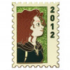 40137 - DEC - Postage Stamp Series - Merida