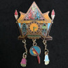 40323 - DLR - Cuckoo for Disney Pins - Enchanted Tiki Room
