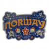 40358 - WDW EPCOT World Showcase 2021 Norway Logo