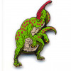 40373 - DisneyQuest - Parasaurolophus