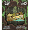 40516 - Loungefly - Star Wars - Yoda Force Funko Pop