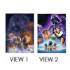 40856 - Loungefly - Star Wars Lenticular Poster - The Empire Strikes Back