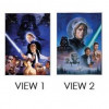 40857 - Loungefly - Star Wars Lenticular Poster - Return of the Jedi (Chaser)