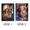 40859 - Loungefly - Star Wars Lenticular Poster - Attack of the Clones