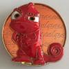 40872 - DSSH - Cursive Cuties - Red Pascal (Surprise)