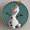 40867 - DSSH - Cursive Cuties - Olaf